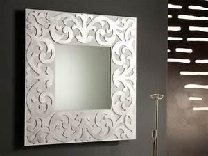 Spiegel Für Wohnzimmer : moderne spiegel 37 kreative designs ~ Sanjose-hotels-ca.com Haus und Dekorationen