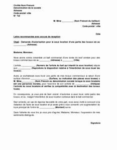 Documents Pour Compromis De Vente : lettre de demande de sous location d 39 une partie du local commercial mod le de lettre gratuit ~ Gottalentnigeria.com Avis de Voitures