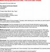 Cover Letter For Medical Billing Specialist Cover Letter Medical Billing Cover Letter Sample Edical Coding And Job Cover Letter Examples Sample Medical Cover Resume Cover Letter Medical Billing And Coding Resume Example