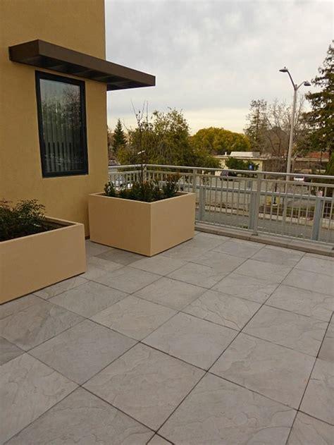 Pedestal Set Roof Pavers, Roof Deck Pavers