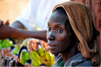African Central Republic Africa Christians Jesus Woman