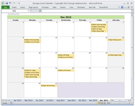 Program Calendar Template Images Template Design Free Download