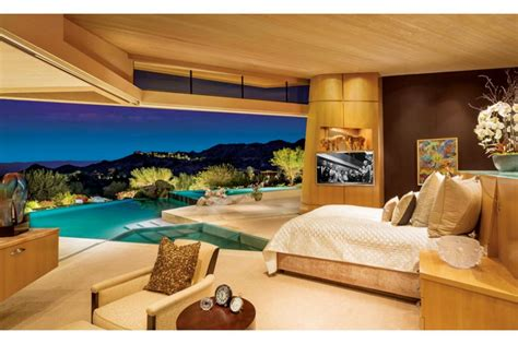 Jerry Weintraub's Palm Desert Contemporary