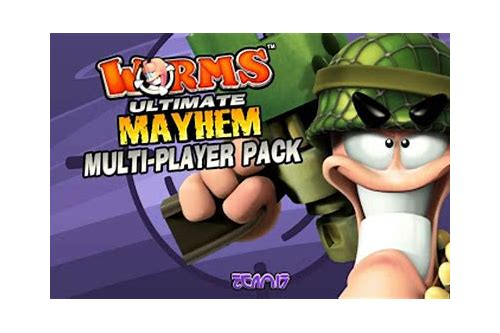 worms 4 mayhem download iso pc