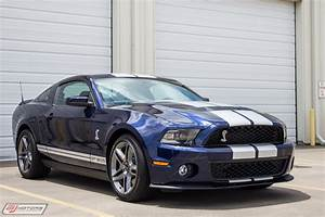 Used 2010 Ford Mustang Shelby GT500 Only 187 Miles For Sale ($52,995) | BJ Motors Stock #A5149307
