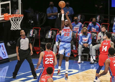 Sixers lose badly to Kevin Durant, Kyrie Irving-less Nets ...