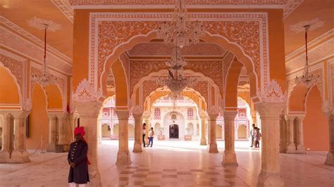 ode   pink city conde nast traveller india
