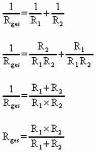 Note Berechnen Formel : parallele widerstaende rechner parallel r1 28 images reihen und parallelschaltung widerst ~ Themetempest.com Abrechnung