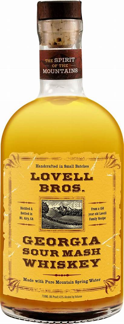 Mash Sour Georgia Lovell Whiskey Bros Whiskeys