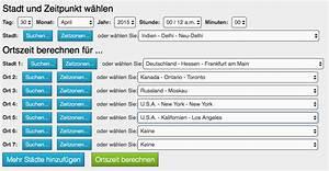 Nutzungsrechte Illustration Berechnen : zeitzonen rechner klassisch hilfe ~ Themetempest.com Abrechnung