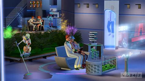 The Sims 3 Movie Stuff And Into The Future Announced Vg247