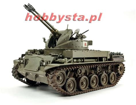 Early Type M42a1 Duster Selfpropelled Aa Gun Afv Club 35192