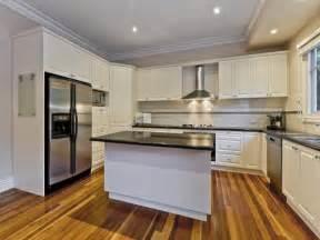 island kitchen bench designs modern island kitchen design hardwood kitchen photo 207744