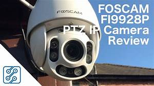 Foscam Fi9928p Outdoor Wireless Ptz Camera Review