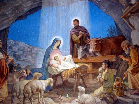 catholic christmas wallpaper backgrounds