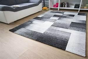Teppich Schurwolle Grau : teppich design grau ~ Indierocktalk.com Haus und Dekorationen