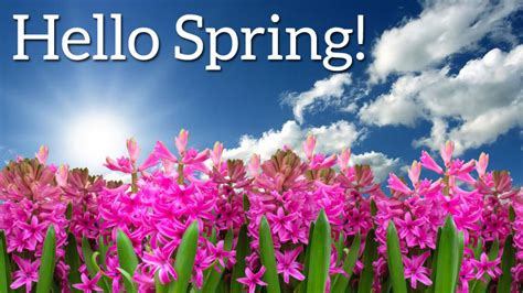 Hello Spring!! - Country 106.7