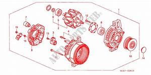 Alternator  Diesel  For Honda Cars Accord Tourer 2 2