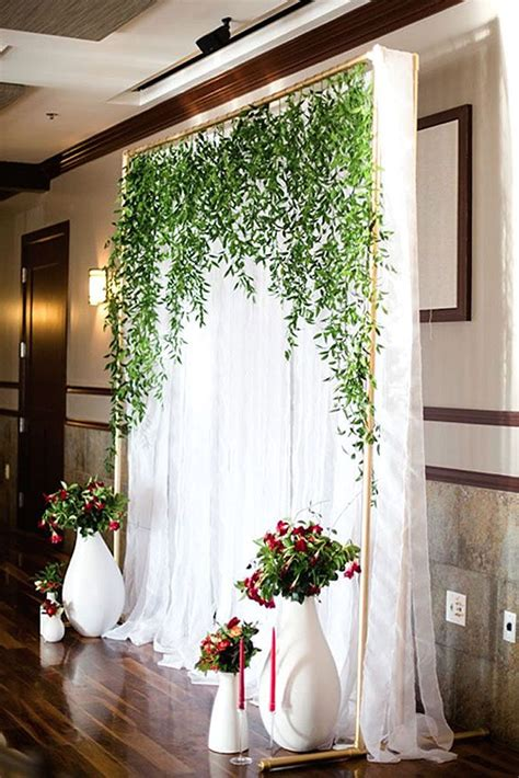 30 Greenery Wedding Decor Ideas Budget Friendly Wedding