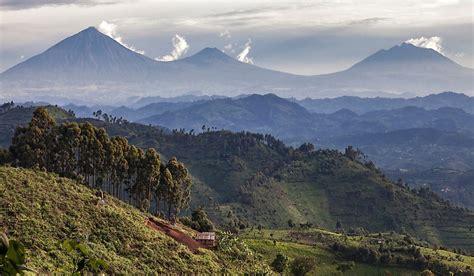 type  climate  rwanda  worldatlascom