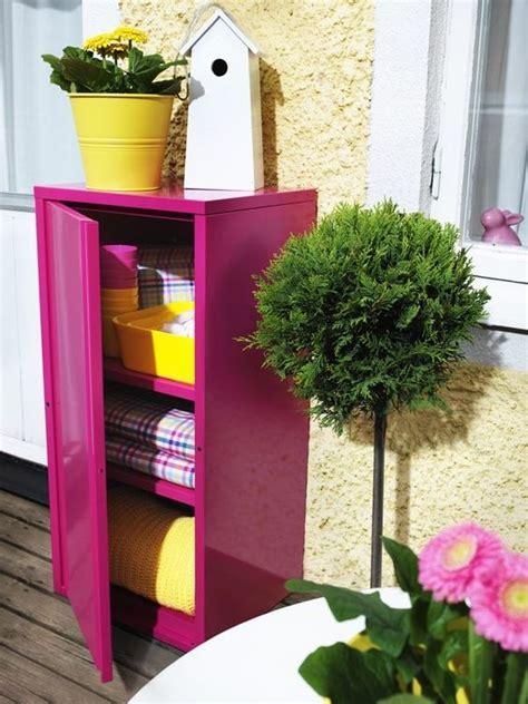 Armadietti Da Balcone Armadi Per Il Balcone 7 Idee Per Arredare Con Stile Foto