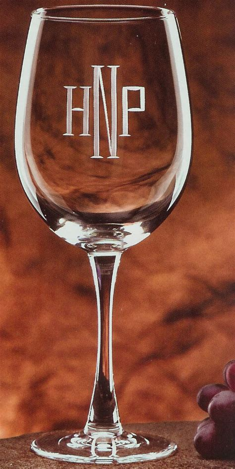 engraved barware wine engraved glasses collection from dann