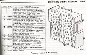 Need Fuse Box Diagram For A 1978 New Yorker