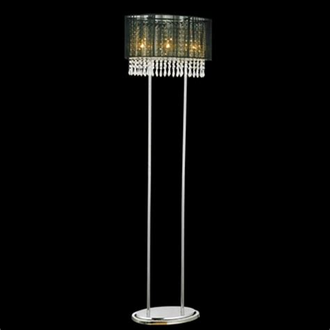 gold crystal floor l brizzo lighting stores 20 quot ovale contemporary string drum