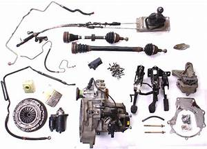 Manual Transmission Swap Parts Kit 99