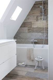 Bathroom with Sloped Ceiling