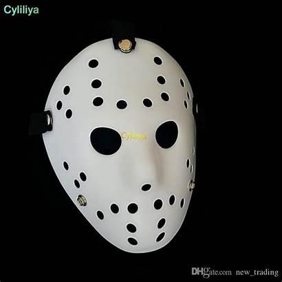 Mask Jason Voorhees Porous Movie Scary Halloween
