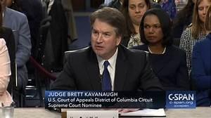 Video: Judge Kavanaugh DESTROYS despicable Democrats in ...