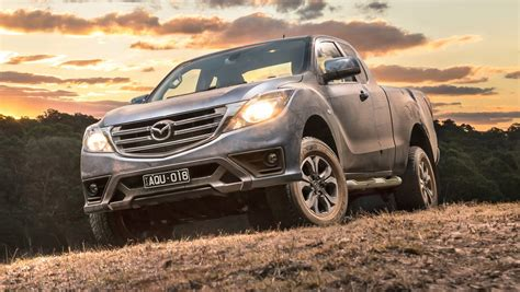 Mazda Ute 2020 by Mazda Bt 50 2020 To Look Tougher Quot More Masculine Quot Car