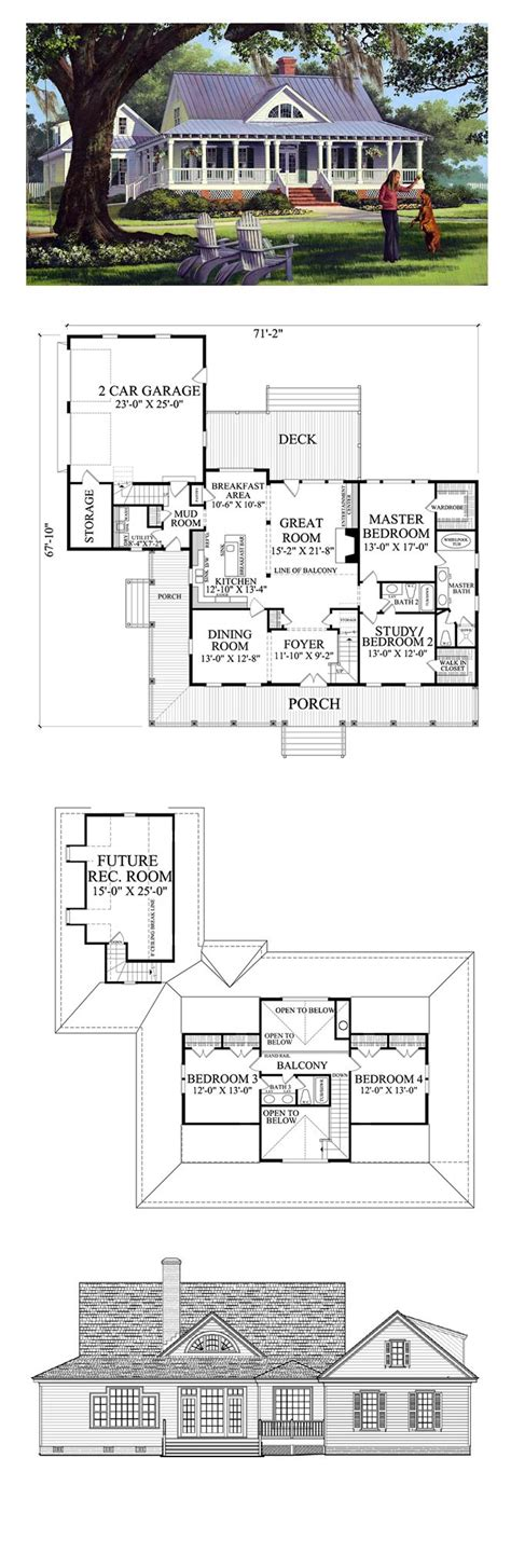 country farmhouse floor plans country style bedrooms house plans designs