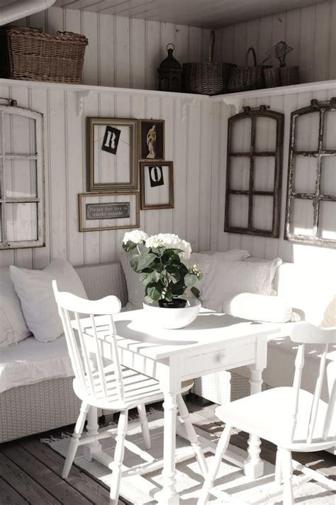 Wanddeko Vintage by Alte Fenster Zur Dekoration Im Haus 50 Coole Ideen