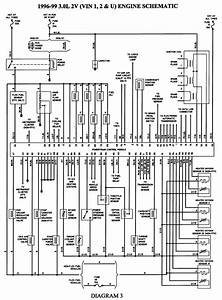 Ford Taurus Charging System Wiring Diagram