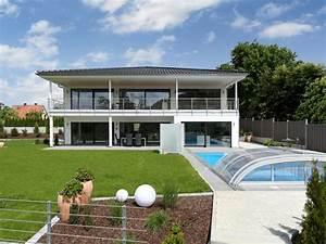 Haus Mit Tiefgarage : 1 platz kategorie modern haus riederle von baufritz ~ Indierocktalk.com Haus und Dekorationen