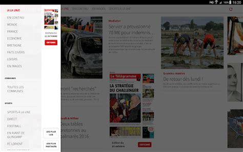 Rennes Actualits Info En Continu Le Télégramme Actualité Applications Android Sur