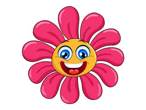 Happy Flower Emoji By Spadewashere On Deviantart