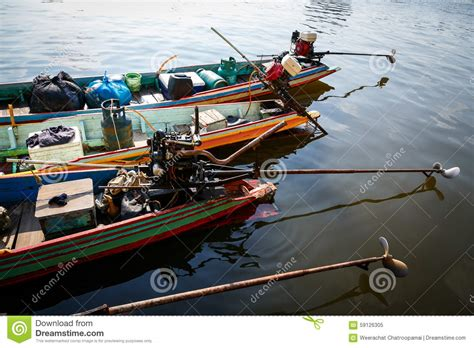 Small Boat Engine by Small Boats Engines Stock Photo Image 59126305