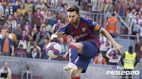 e3 2019 pes 2020 announced release date confirmed for