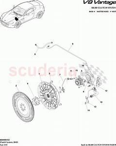 Aston Martin V8 Vantage Clutch System  Rhd  Parts