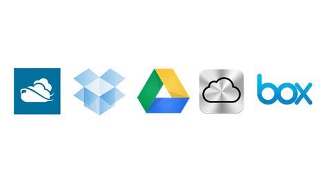 drive cloud 5 cloud storage comparison dropbox vs vs onedrive