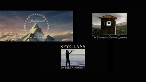 Paramount/the Montecito Picture Company/spyglass