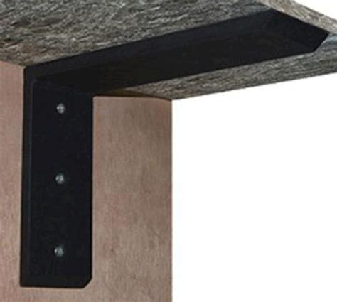Kitchen Countertop Support Brackets by Heavy Duty Countertop Support Bracket At Menards 174