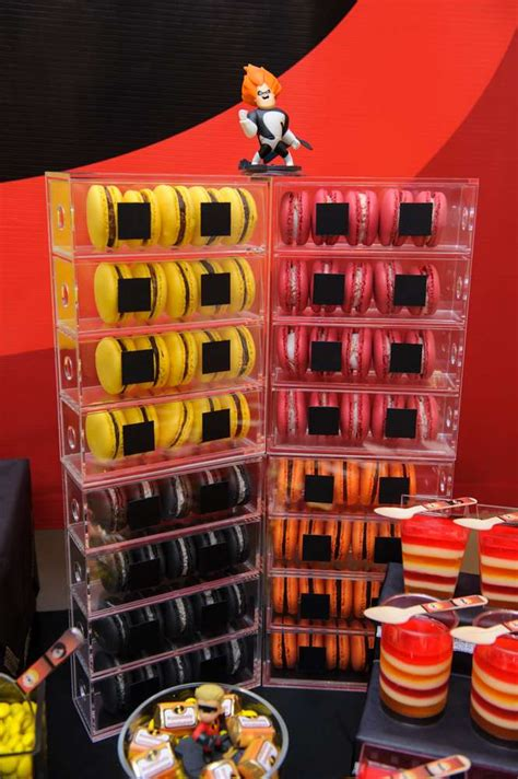 incredibles birthday party ideas photo