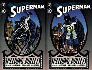 Superman: Speeding Bullets by jcastick on deviantART