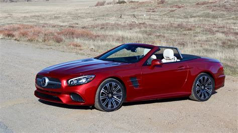 Review Mercedes Sl Class by 2017 Mercedes Sl Class Drive Review