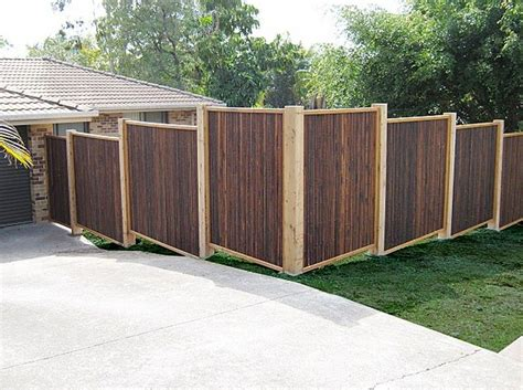 Decorate Wood Fence Panels Home Depot, Privacy Wood Fence