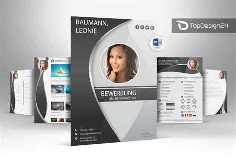 bewerbungsmappe design bewerbung deckblatt kreativ vorlagen topdesign24